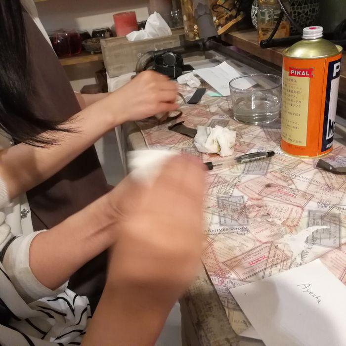 ブレスレット作り 大阪