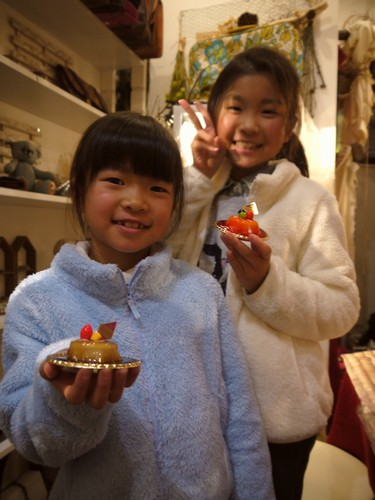 食品サンプル作り 大阪市内