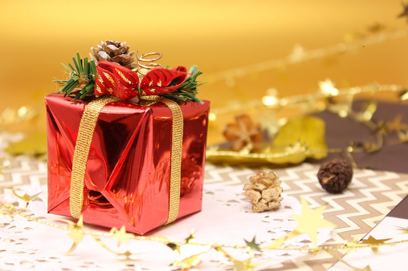 贈り物 デート