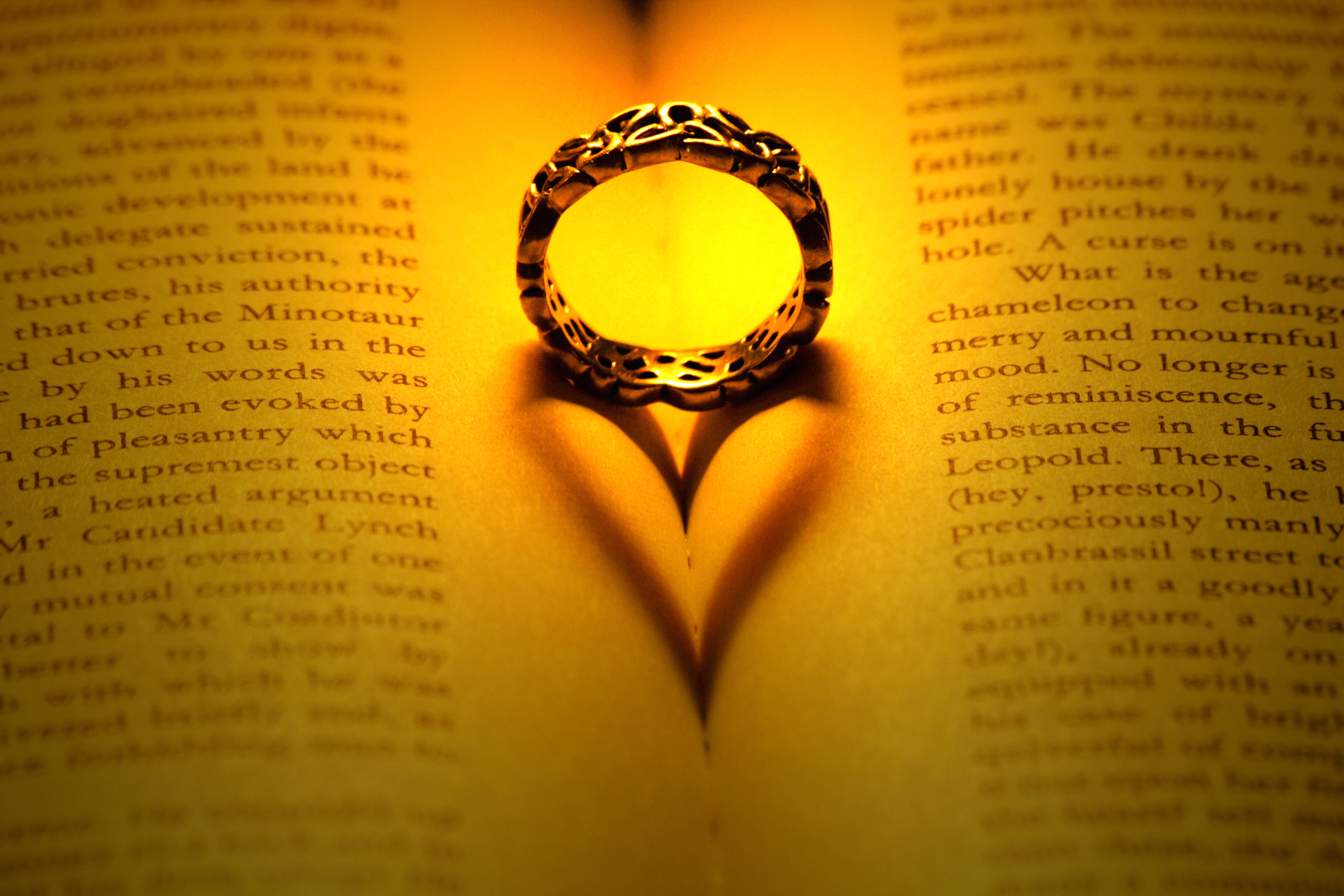贈り物 指輪