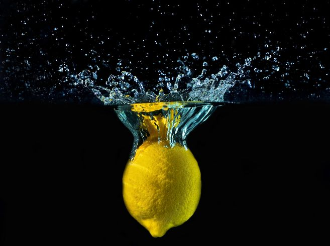 レモン水 健康