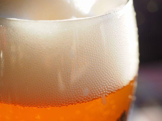 ビール 休日