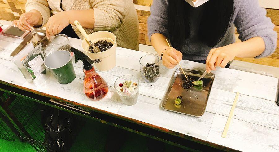 手作り体験 大阪
