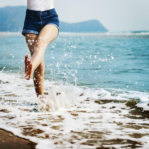 海 楽しみ