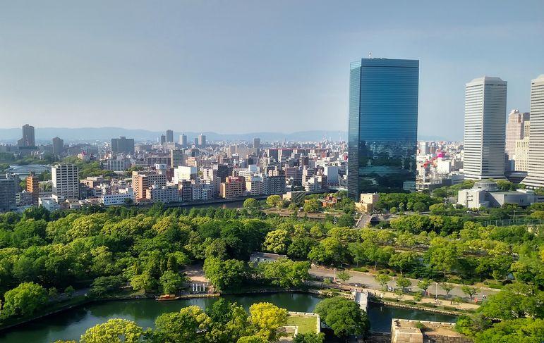 大阪 都会