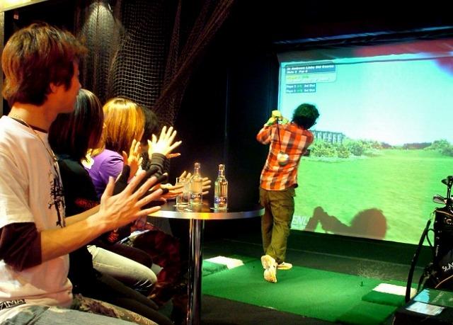 難波 ゴルフ
