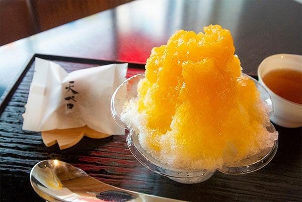 梅田 かき氷
