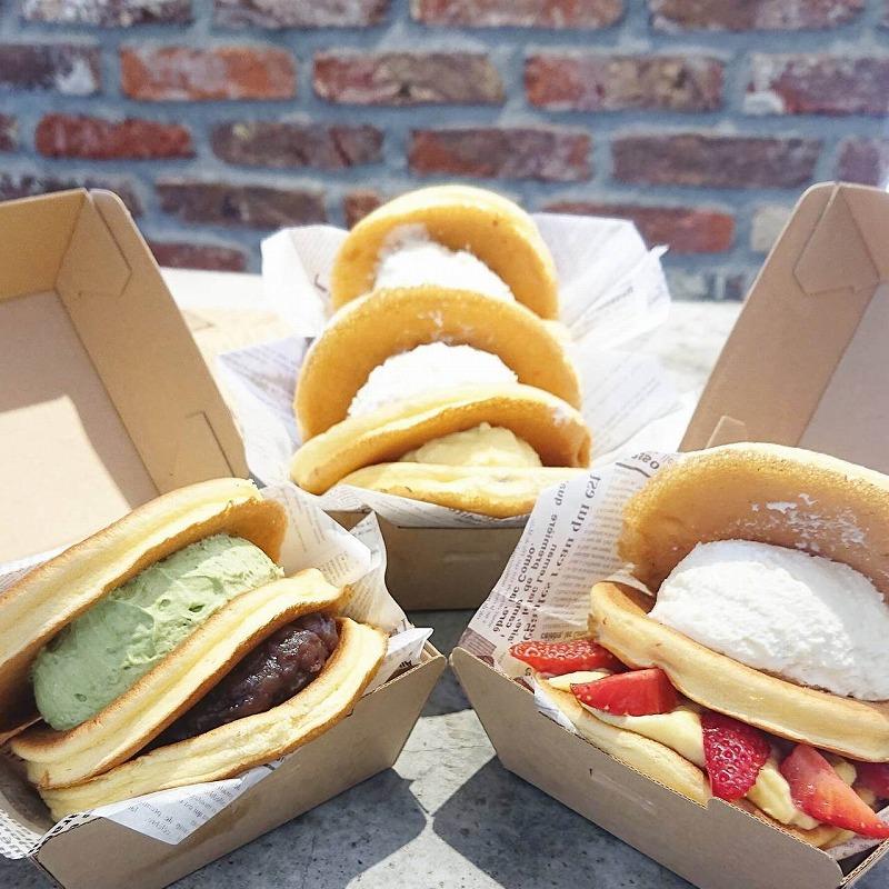 梅田 パンケーキ