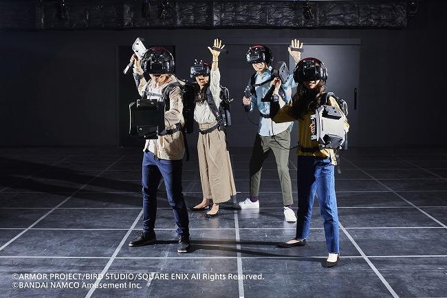 梅田 VR